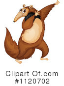 Anteater Clipart #1120702