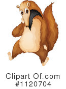 Anteater Clipart #1120704