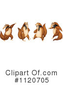 Anteater Clipart #1120705