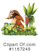 Anteater Clipart #1167249