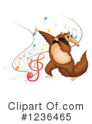 Anteater Clipart #1236465 by Graphics RF