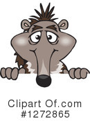 Anteater Clipart #1272865
