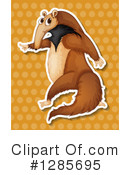 Anteater Clipart #1285695 by Graphics RF