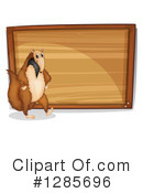 Anteater Clipart #1285696