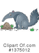 Anteater Clipart #1375012