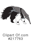 Anteater Clipart #217763