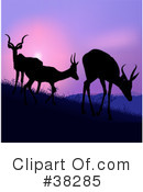 Antelope Clipart #38285 by dero