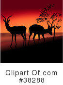 Antelope Clipart #38288 by dero