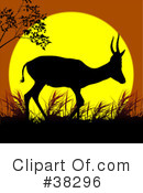 Antelope Clipart #38296 by dero