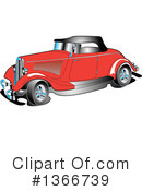 Antique Car Clipart #1366739 by Andy Nortnik