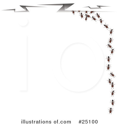 Cracks Clipart #25100 by Leo Blanchette