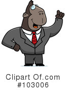 Royalty-Free (RF) Ape Clipart Illustration #103006