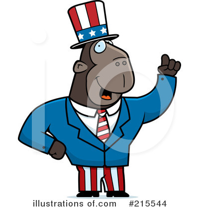 Uncle Sam Clipart #215544 by Cory Thoman