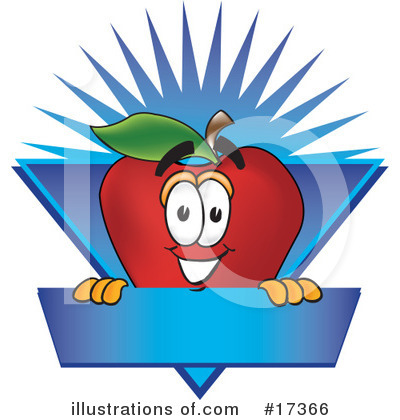 Apple Clipart #17366 by Toons4Biz