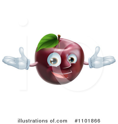Fruit Clipart #1101866 by AtStockIllustration