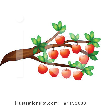 Fruit Clipart #1135680 by Graphics RF