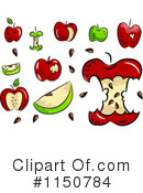 Apple Clipart #1150784 by BNP Design Studio