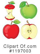 Apple Clipart #1197003 by visekart