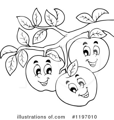 Fruit Clipart #1197010 by visekart