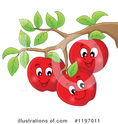 Fruit Clipart #1197011 by visekart