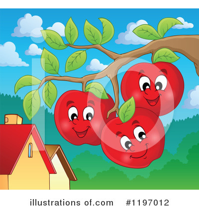 Fruit Clipart #1197012 by visekart