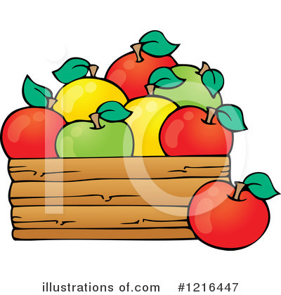 Fruit Clipart #1216447 by visekart