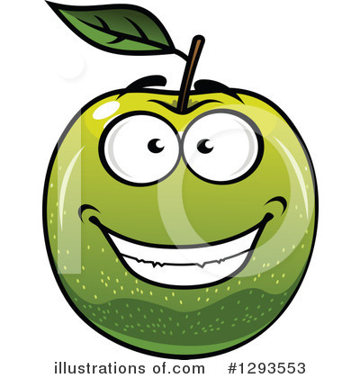 Apple Clipart #1293553 by Vector Tradition SM