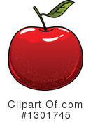 Apple Clipart #1301745 by Vector Tradition SM