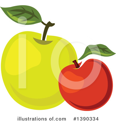 Food Clipart #1390334 by Vector Tradition SM