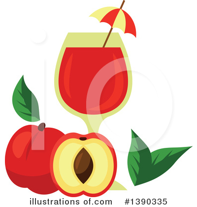 Apple Clipart #1390335 by Vector Tradition SM