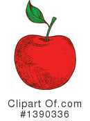Apple Clipart #1390336 by Vector Tradition SM