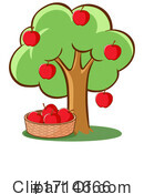 Apple Clipart #1714666 by Graphics RF