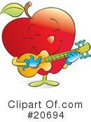 Apple Clipart #20694
