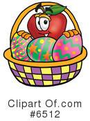 Apple Clipart #6512 by Toons4Biz