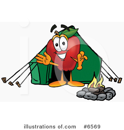 Apple Clipart #6569 by Toons4Biz