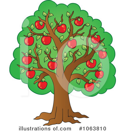 Apple Clipart #1063810 by visekart