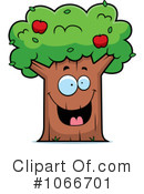Apple Tree Clipart #1066701 by Cory Thoman
