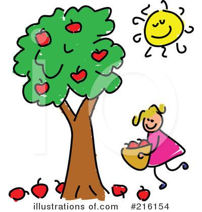 Apple Tree Clip Art