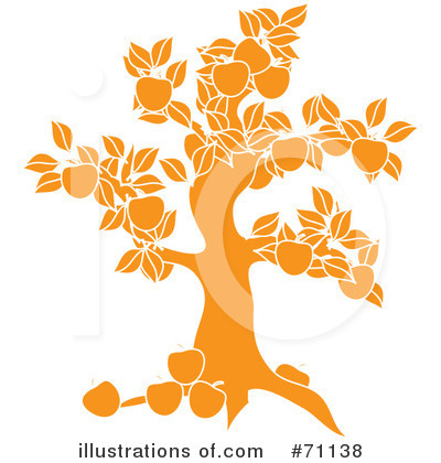Tree Clipart #71138 by Pams Clipart