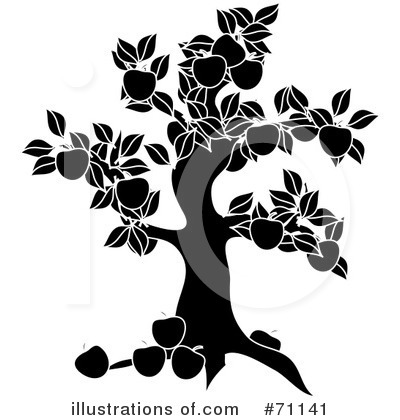 Tree Clipart #71141 by Pams Clipart