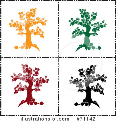 Tree Clipart #71142 by Pams Clipart