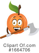 Apricot Clipart #1664706 by Morphart Creations