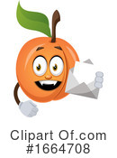 Apricot Clipart #1664708 by Morphart Creations
