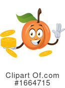 Apricot Clipart #1664715 by Morphart Creations