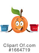 Apricot Clipart #1664719 by Morphart Creations