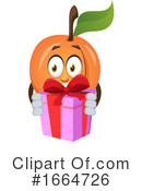 Apricot Clipart #1664726 by Morphart Creations