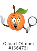 Apricot Clipart #1664731 by Morphart Creations