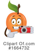 Apricot Clipart #1664732 by Morphart Creations