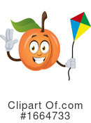 Apricot Clipart #1664733 by Morphart Creations