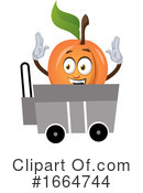 Apricot Clipart #1664744 by Morphart Creations